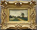 Camille corot, mulini a vento gemelli sulla collina di piccardia (dintorni di versailles), 1855-65 ca.jpg
