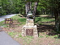 Thumbnail image of Shay Locomotive Bell in Camp Creek State Park