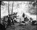 Campers in Woodland Park, between 1918 and 1920 (MOHAI 5204).jpg