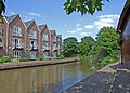 Canalside apartments - geograph.org.uk - 1332876.jpg