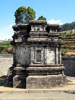 Dieng temples - The Candi Gatokaca