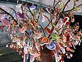 Candy tree outside Candylicious, Resorts World Sentosa, Singapore - 20131207.jpg