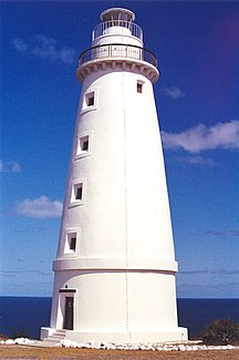 Kangaroo Island-Shipwrecks and lighthouses-Cape Willoughby Lighthouse