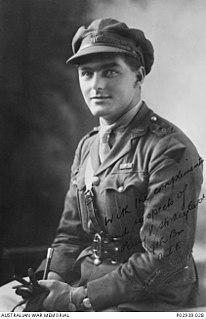 Percy Storkey Recipient of the Victoria Cross