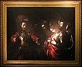 Caravaggio, martirio di sant'orsola, 1610, 01.JPG