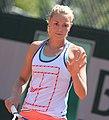 Carina Witthöft la fà alenamènt a 'l Roland Garros dal 2015.jpg