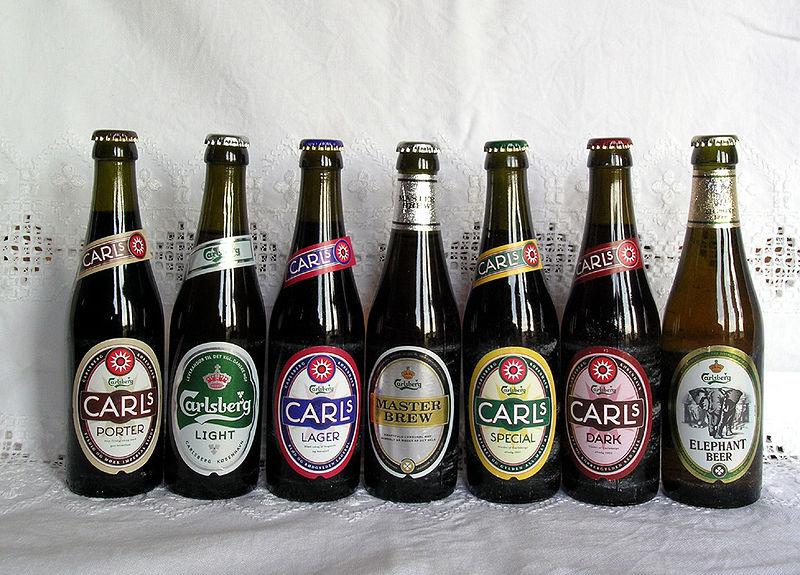 世界第四大啤酒制造商:丹麦嘉士伯Carlsberg A/S(CABGY)