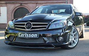 Carlsson (car company) - Carlsson CK63 RSR
