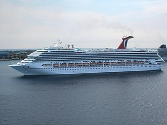 Conquest-class cruise ship - Image: Carnival Conquest cruiseship