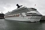 Carnival Splendor Cruise Ship (3378590550).jpg