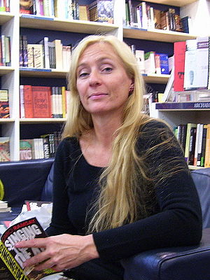 Scottish crime fiction writer, Caro Ramsay