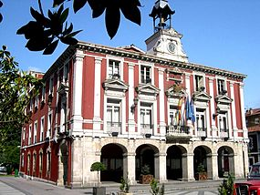Mieres asturias wikipedia entziklopedia askea for Casa moderna wiki