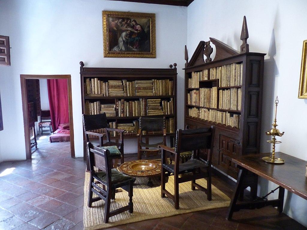 Casa museo Lope de Vega, Madrid, España, 2017 04