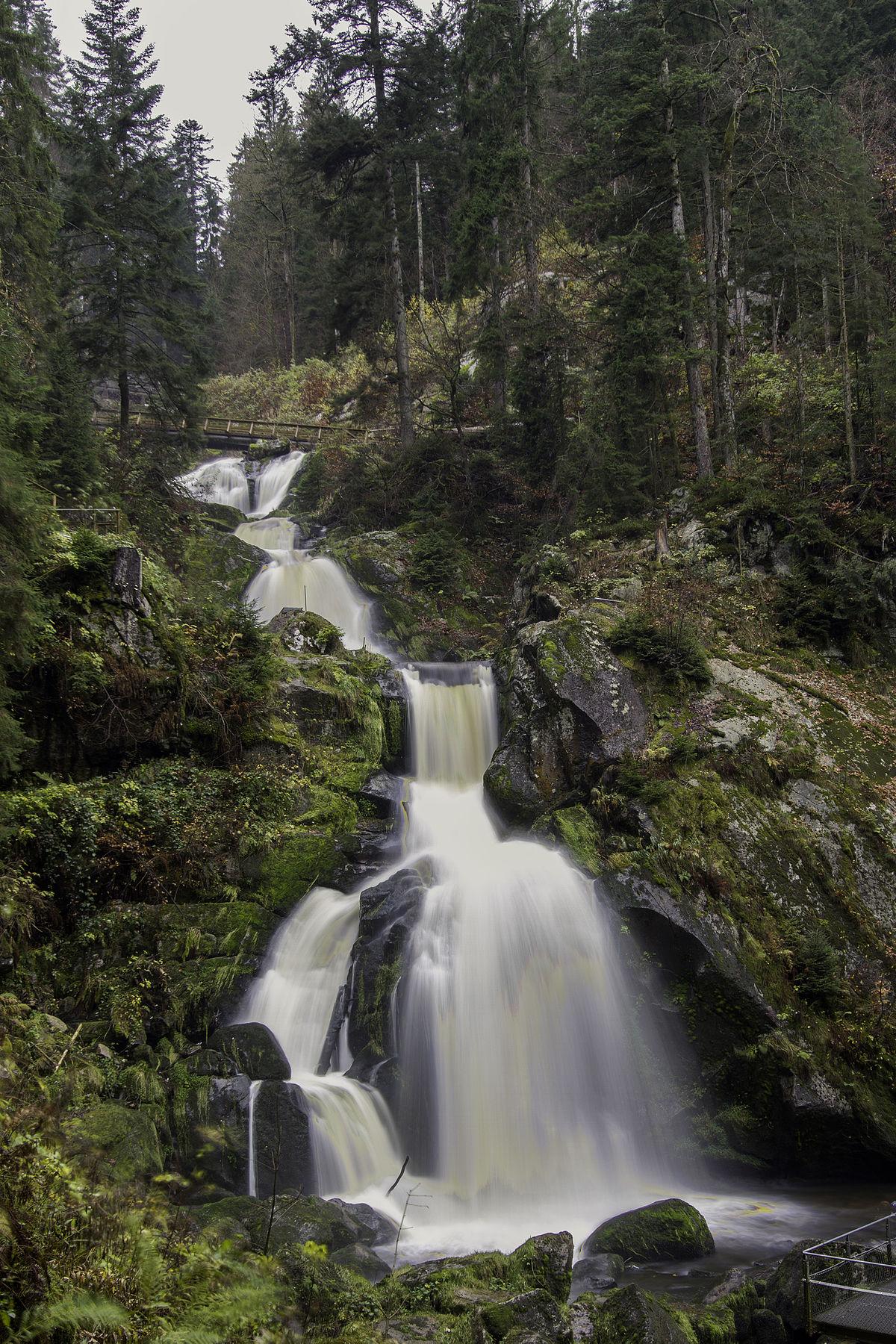 Triberger Wasserfälle Wikipedia