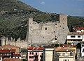 Castello dal vico Giudea, Itri, Latina, Lazio, Italy - panoramio.jpg