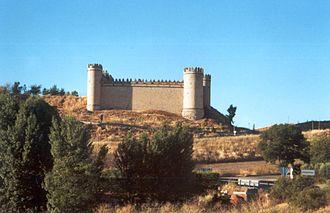 Maqueda - Image: Castillo Maqueda