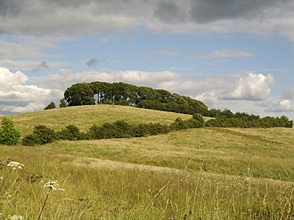 Castlehill Fort - Castle Hill, East Dunbartonshire