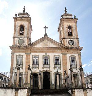 Resultado de imagem para São João Del-Rei Catedral Basílica de Nossa Senhora do Pilar.