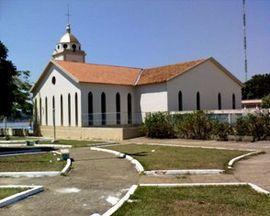Catedral Nossa Senhora da Conceição in Humaitá
