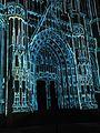 Cathédrale Saint-Pierre de Beauvais projection entrée.JPG