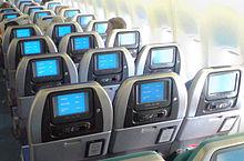New Economy Class seats