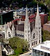 Cathedral of Saint Paul Pittsburgh aerial.JPG