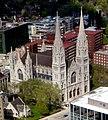 Cathedral of Saint Paul Pittsburgh aerial.JPG