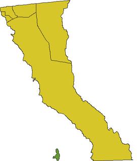 Islas San Benito Island group of Baja California, Mexico