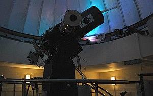 UCL Observatory - Image: Celestron C14 telescope