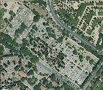 Cementerio civil de Madrid, 2014. PNOA, cedido por © Instituto Geográfico Nacional.jpg