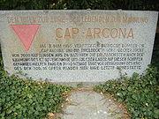 Cenoteph of Cap Arcona