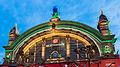 Central station Frankfurt - Germany - Luminale 2014 - April 3rd 2014 - 01.jpg
