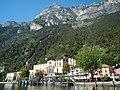Centrale idroelettrica del Ponale, Ponale-Wasserkraftwerk (1929 erbaut) in Riva del Garda - panoramio.jpg