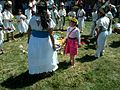 Ceremonia azteca de bienvenida a la primavera en Ayahualulco, Veracruz, México. 18.jpg