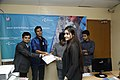 Certificate given in Bangla Wikipedia Editors' Assembly at CIU (04).jpg