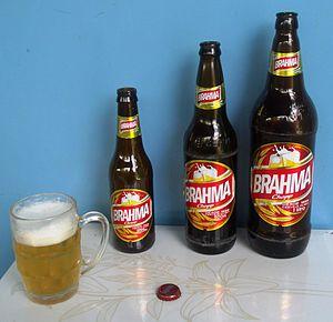 Brahma beer - Image: Cerverja Brahma (tamanhos)