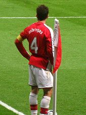 d46b374f0 Fàbregas was appointed captain of the team during the 2008–09 season