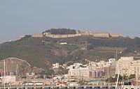 Ceuta, Fortaleza de Hacho.jpg