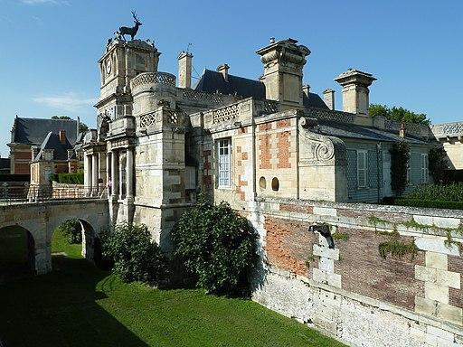 Château d'Anet - Anet - Eure-et-Loir - France - Mérimée PA00096955 (1)