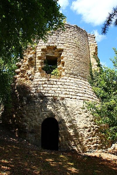 Château de Naves, XIIème siècle, Naves