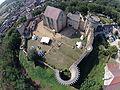 Château de la Madeleine, Chevreuses, Photo aérienne 08.jpg