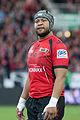 Chad Slade - Us Oyonnax vs. FC Grenoble Rugby, 29th March 2014.jpg