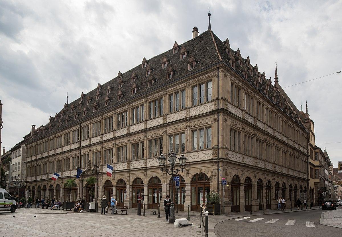 Neubau strasbourg wikipedia - Chambre des commerces mulhouse ...