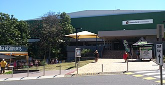 Chandler Arena - Image: Chandler Arena
