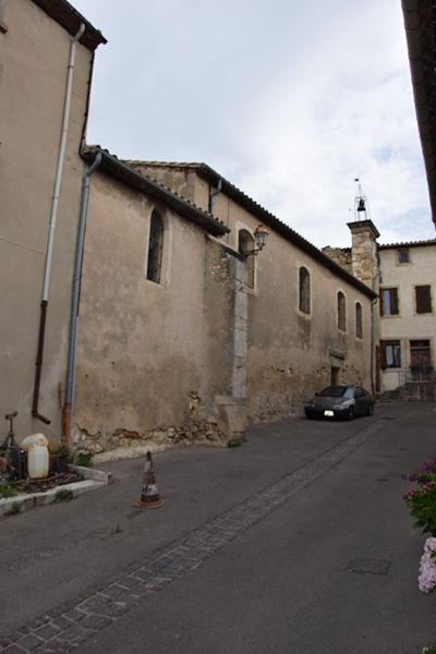 Chapelle des Pénitents de Fleury