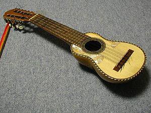 https://upload.wikimedia.org/wikipedia/commons/thumb/1/1d/Charango_boliviano.JPG/300px-Charango_boliviano.JPG