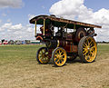 """Charles Burrell & Sons Showmans Engine """"The Busy Bee"""", Gloucestershire Steam & Vintage Extravaganza 2013.jpg"""