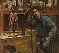 Charles Frederic Ulrich - Sculptor in Studio.jpg