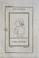 Charles Michel, Abbé de l'Epée. Line engraving by Duvivier. Wellcome V0003499.jpg