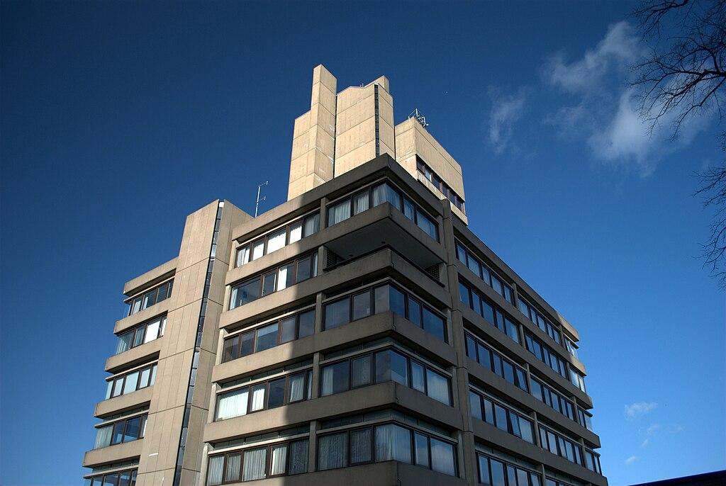 Famous Concrete Buildings : The best brutalist buildings around world page